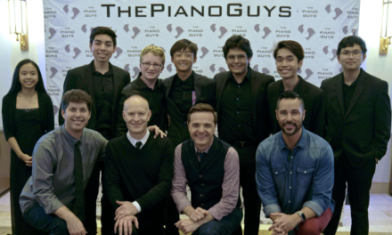 Middle School Violinist Invited to Play with The Piano Guys