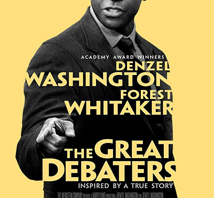 PARKER CELEBRATES BLACK HISTORY MONTH WITH SCREENING OF 'THE GREAT DEBATERS'