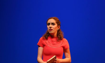 Senior Natasha Partnoy named National YoungArts Finalist for Excellence in Theater