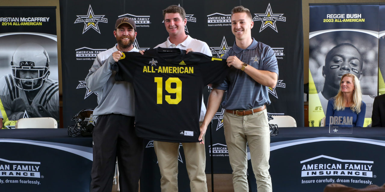 SENIOR RYAN SANBORN NAMED ALL-AMERICAN