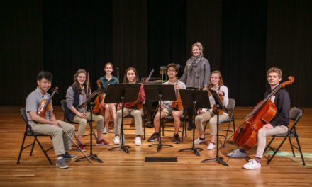 UPPER SCHOOL MUSICIANS RECEIVE STELLAR RATINGS AT FESTIVAL