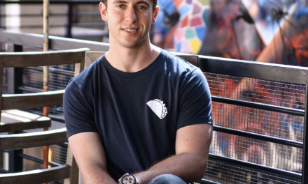 ALEX ADLER '11 | CO-OWNER AND TACOTEUR OF PUESTO