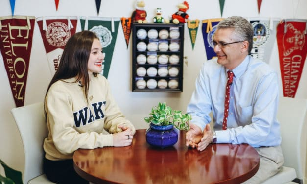 The Right School for the Job | Parker's College Counseling Team Helps Students Meet Their Match