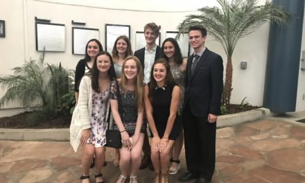 8 PARKER SENIORS AWARDED FORD'S SALUTE TO EDUCATION SCHOLARSHIPS