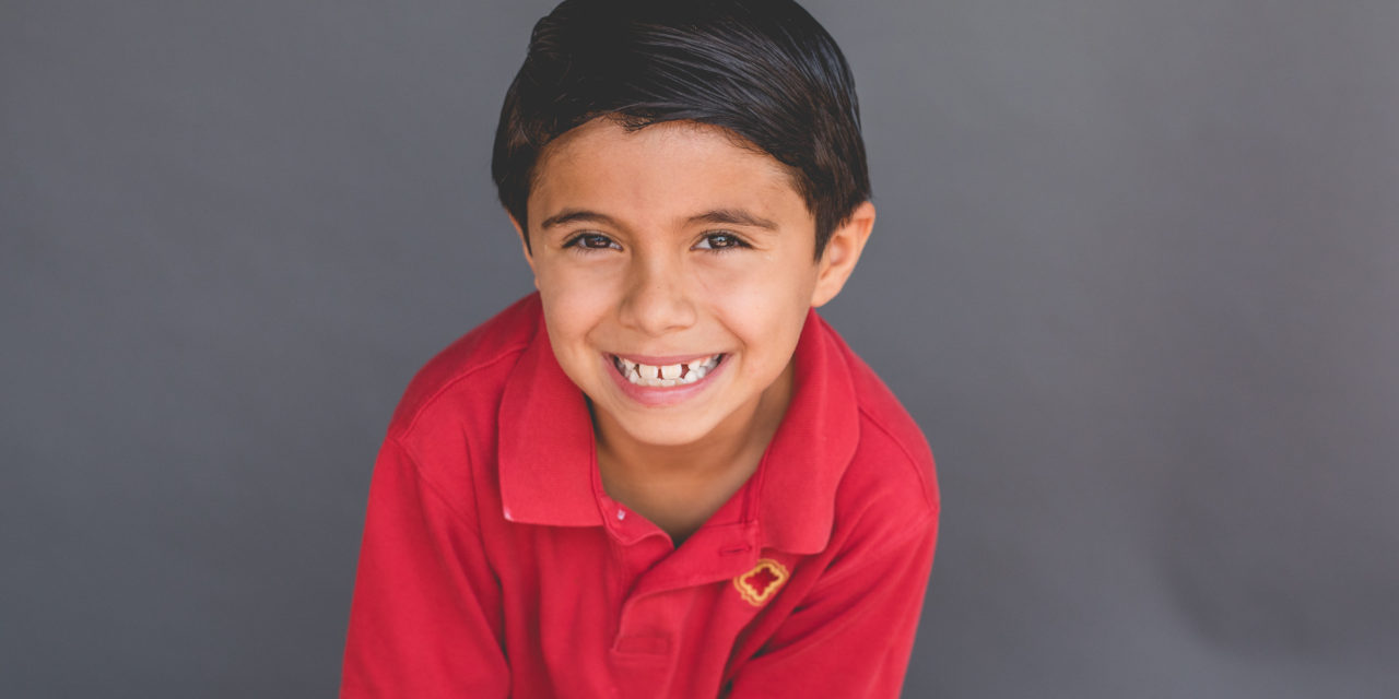 Lower School Student Arden Pala Lands First Professional Theater Role at The Old Globe