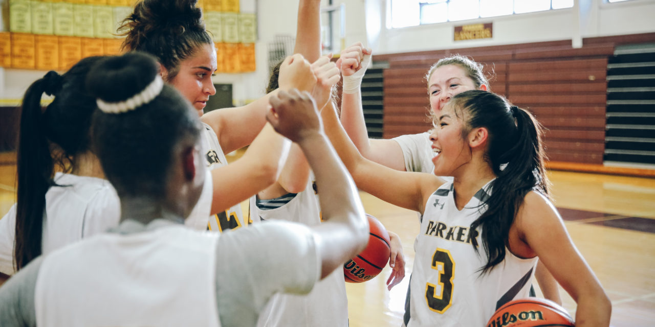 Parker Coaches Focus on Process of Competing Over Winning