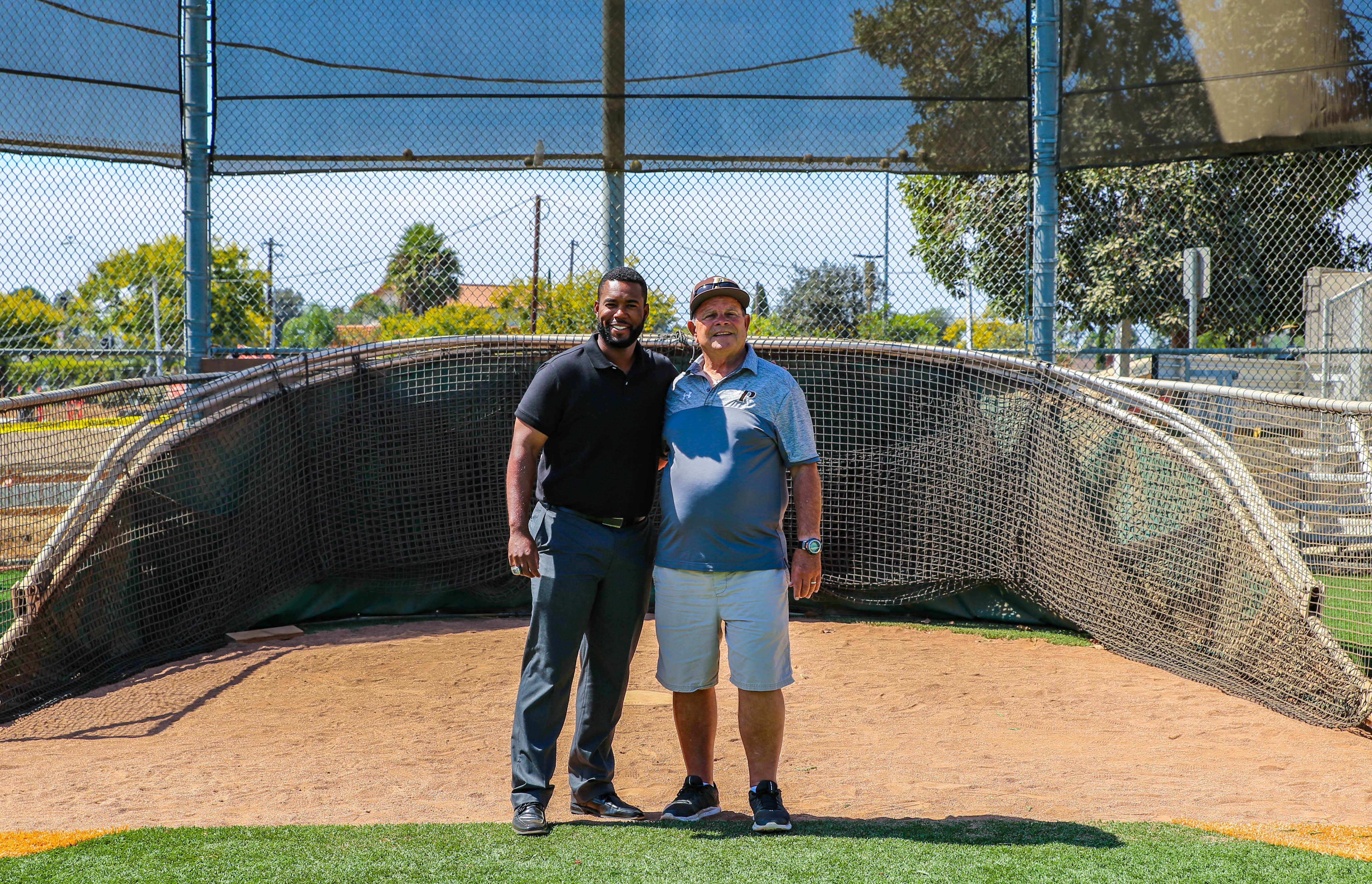 Parker Welcomes Amad Stephens as Head Baseball Coach