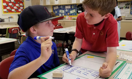 Character Building: A Lower School Perspective