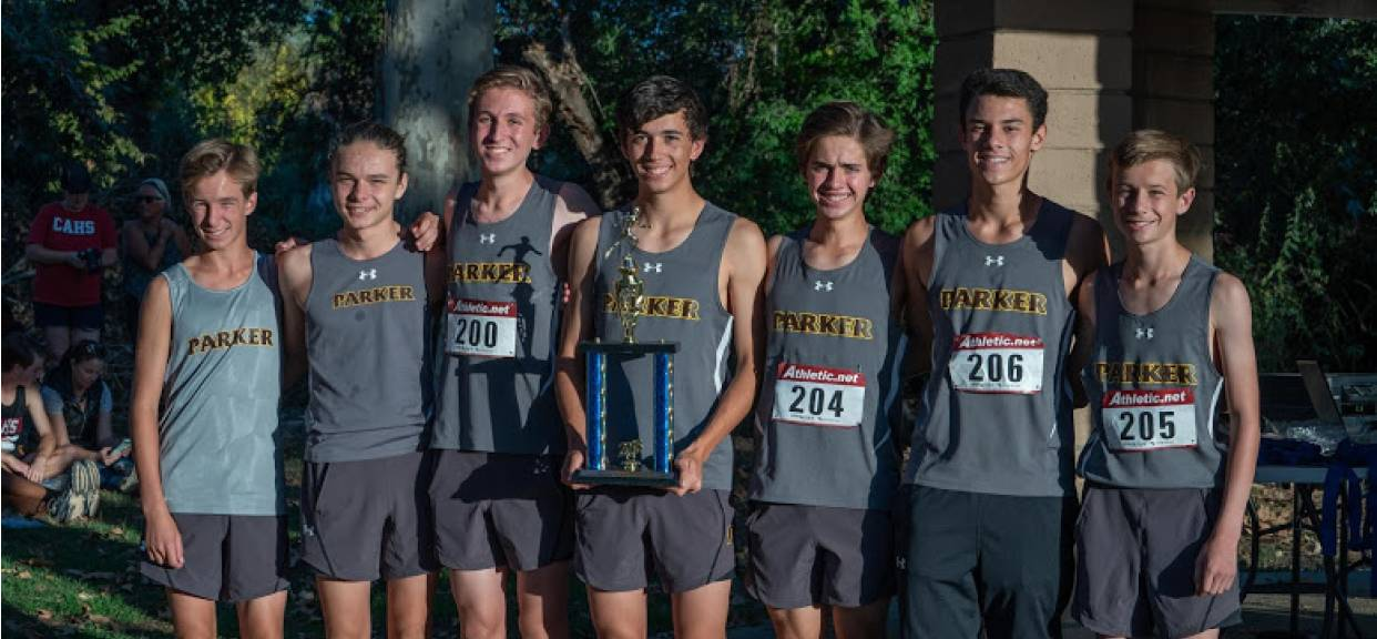 Cross Country Wins Coastal Conference Championship