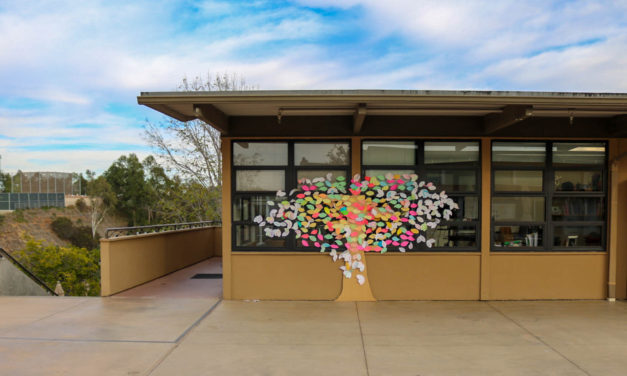 MS Tree of Gratitude Shares Students' Words of Thankfulness