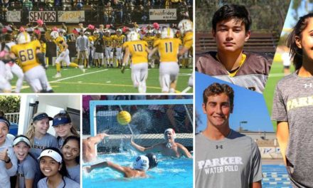 CIF San Diego Section Recognizes Parker Fall Season Student-Athletes
