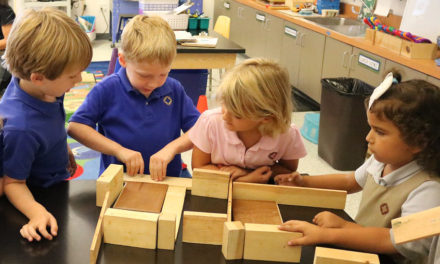 S.T.R.I.V.E.: The Building Blocks of Character Education at Parker