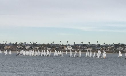 Parker Sailing Wins SoCal 3 Silver Fleet