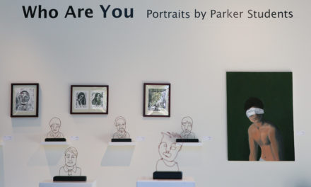 Who Are You: Student Exhibit Features Portraits of Parker Middle and Upper Schoolers