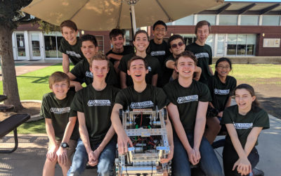 Parker robotics hosts FTC competition, providing opportunity for more students to engage in STEM