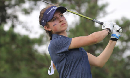 Senior Brooke Seay Invited to Play in First-Ever Women's Championship at Augusta National Golf Club