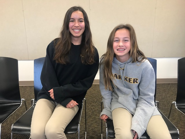 Middle School spelling bee winner moves on to county bee competition