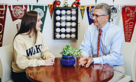 Finding the Right College for the Job: Parker's College Counseling Helps Students Meet Their Match