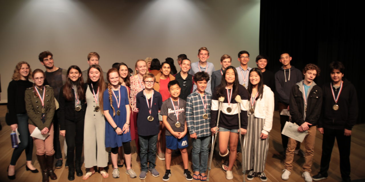 Parker Historians Move on to the California State History Day Competition