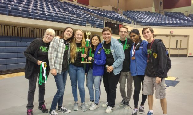 Upper School students place in top 10 at Regional Science Olympiad