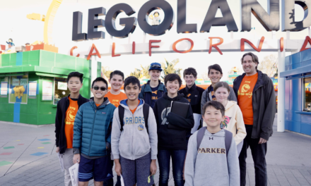Exceptional Teamwork by Middle School Robotics Students Receives High Marks From Judges