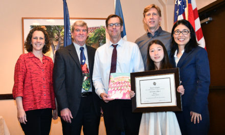 Parker Student Wins District Level DAR American History Essay Contest