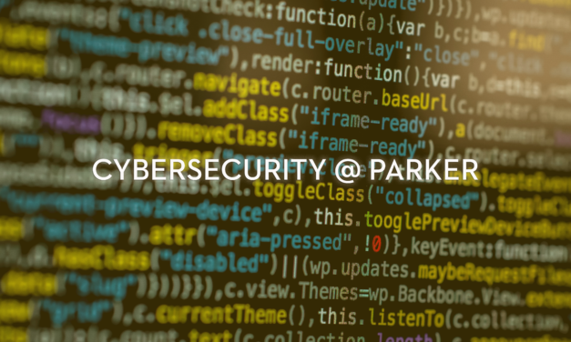 Cybersecurity at Parker