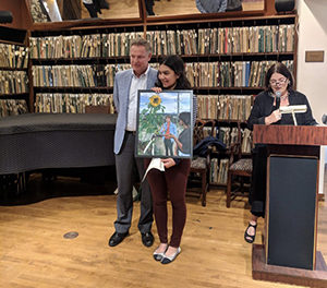 Parker Artist Wins 2019 Congressional Art Competition