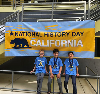 California History Day 2019 Results
