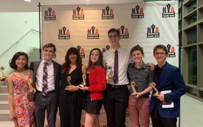 National Youth Arts Awards and Nominees
