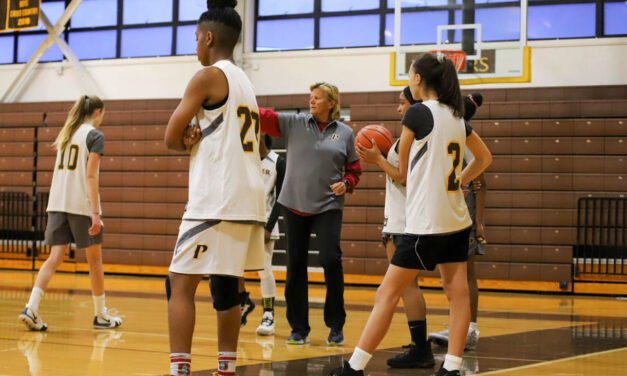New coach brings big vision to Parker Girls Basketball