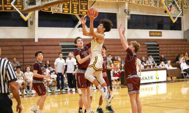Photo Gallery: Boys Basketball vs. Bishop's