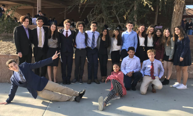 Speech & Debate Garnering Accolades in Inaugural Season