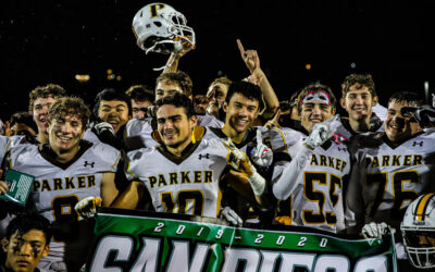 Parker Football named CIF 'All-Academic Team'