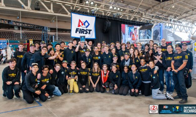 Parker Robotics has 'historic' run at Del Mar Regional