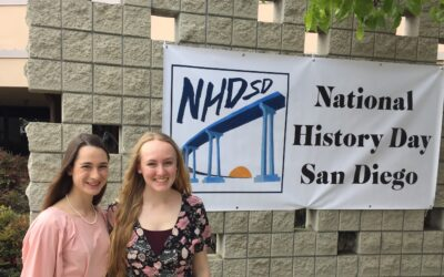 Three Parker students win National History Day state competition