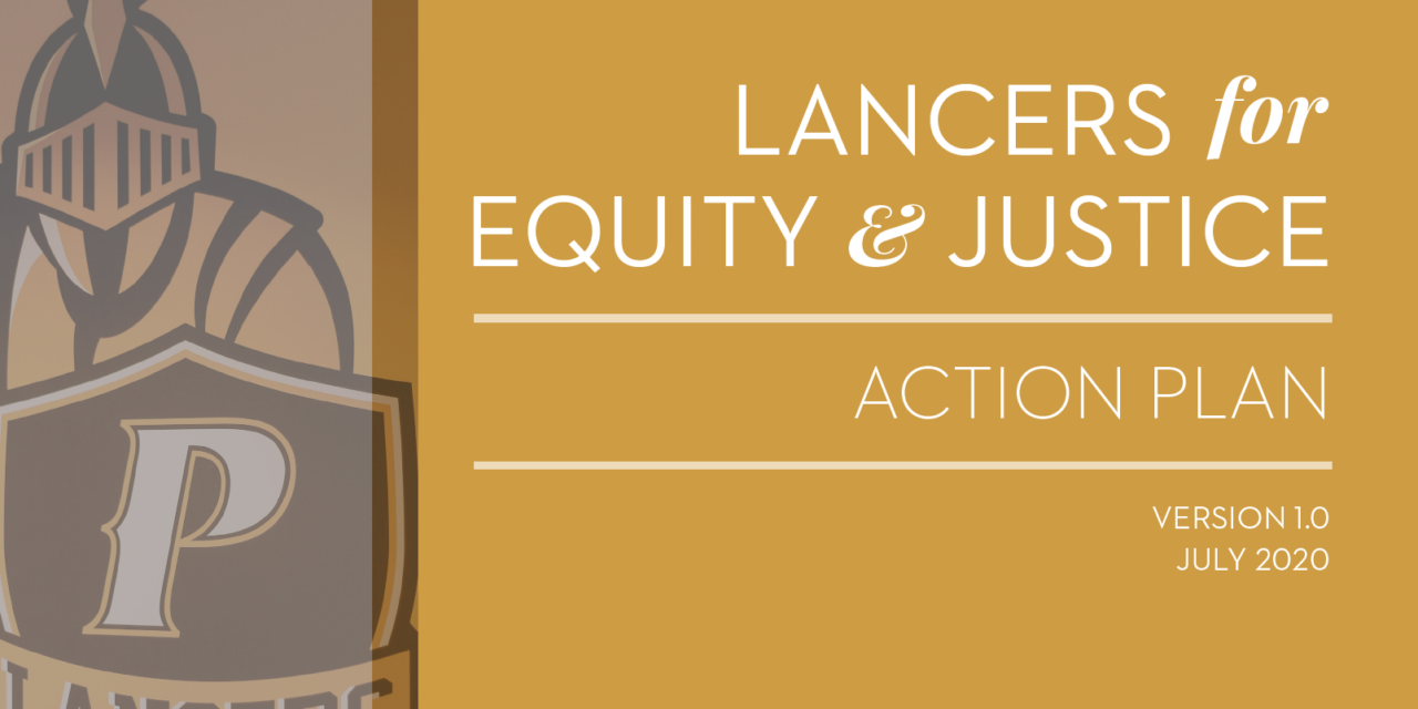 Lancers for Equity and Justice Action Plan provides a framework for change