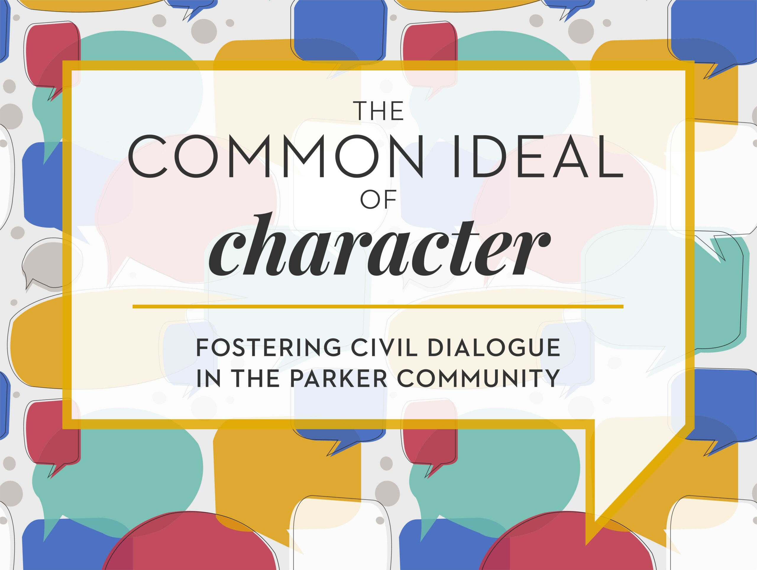 The Common Ideal of Character: Poll Questions