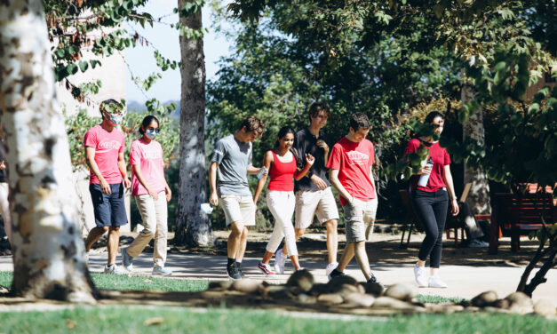 US Students Support #BeTheGeneration with AIDS Walk